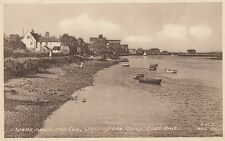 WELLS-NEXT-THE- SEA( Norfolk):View of the Quay,East End-FRITH 38-not tinted