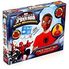 Marvel Ultimate Spider-man Facepainting Set *New*