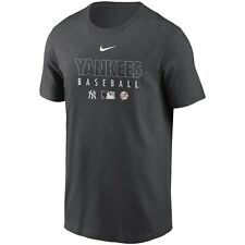 2020 New York Yankees Nike Authentic Collection Team Performance Dri-FIT T-Shirt