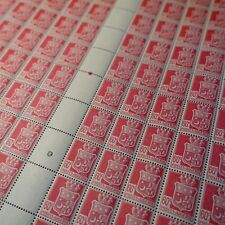 FEUILLE SHEET ALGÉRIE N°187 x100 BLASON D'ORAN 1942 NEUF ** LUXE MNH COTE 24€