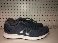 New Balance Fresh Foam Arishi Womens Athletic Running Shoes Size 11 Blue Gray