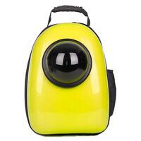 Fj- Gn- Eg _ Traspirante Cane Gatto Zaino Trasportino Viaggio Rigido Shell