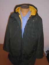 Victorinox Hooded Coat with Quilted Reversible Liner Insulated Parka NWT XL $795