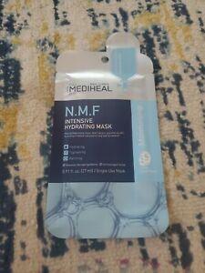 MEDIHEAL N.M.F. Intensive Hydrating Sheet Mask-Single Use Sheet Mask-NEW!!