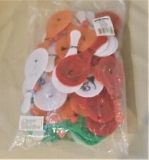 Mini Paddle Balls Party (48 Count)