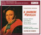 Rossini: Il Barbiere Di Siviglia / De Sabata, Valletti, Bechi, Milano 4.5.5 - CD