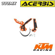 ACERBIS X GRIP KTM FRAME GUARDS ORANGE FITS KTM SX 125 150 SXF 250 350 450 2016