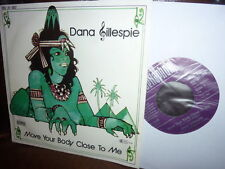 Dana Gillespie Move Your Body Close to Me 1983 7""