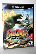GODZILLA DESTROY ALL MONSTERS MELEE USATO OTTIMO GAMECUBE AMERICANA FR1 32894