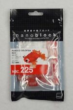 NanoBlock Popeyed Goldfish Red Building Kit 110 Pcs Nbc-225