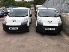 x2 Non runners -  Peugeot Bipper Vans 1.3 HDI 75