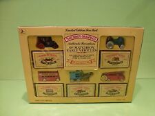 LESNEY MATCHBOX 11964 - LIMITED EDITION FIVE PACK 1 + 4 + 5 + 7 + 9 - VGC IN BOX