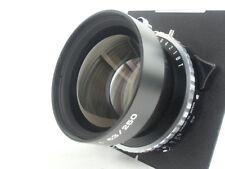 Fujinon (Fuji) W 250mm / f 6.3 lens, Copal shutter, a lens board (495018)