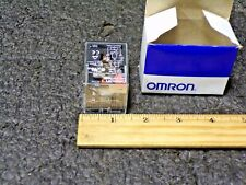OMRON 24VAC Coil Volts, General Purpose Relay, 10A @ 240VAC/10A @ 28VDC (JT)