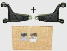 RENAULT KANGOO 4x4 2X ORIGINAL BRAS DE COMMANDE AVANT DROIT +GAUCHE 8200041282 .