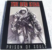 Red Star Vol 3 Prison of Souls Trade Paperback Rare TPB signed Christian Gossett