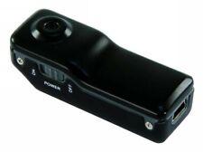 Micro-Actionkamera micro-SD Slot Videoaufnahme 640x480px X-Cam 650