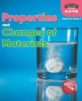 Properties and Changes of Materials (Upper KS2 Science) Year 5 and Year 6