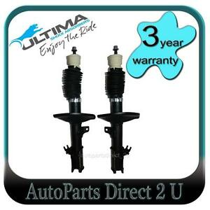 Front Pair Ultima Shock Absorbers Toyota Avalon MCX10R 2000-2006 3.0L