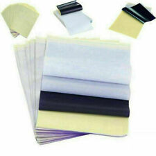 25Pcs Tattoo Transfer Paper Carbon Thermal Stencil Tracing Hectograph Supplies