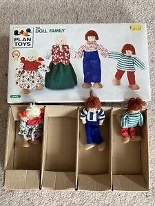 Plan Toys Family For Wooden Dolls House