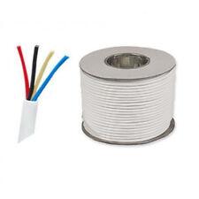 100m Drum 4 Core Intruder Alarm Cable ELEX/CA4