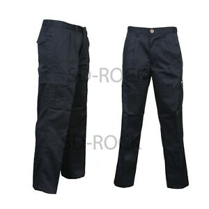 """Mens New Cargo Pocket Workwear Combat Trousers Pants Bottoms Size 30""""-50"""""""