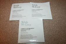 3x Trish McEvoy Correct and Brighten Weekly Peel Professional Strength Treatment