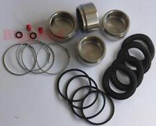 Triumph TR5 TR6 GT6 FRONT Brake Caliper Seal & Piston Repair Kit  S/Steel BRKP34