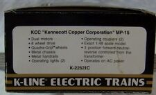 K-LINE 2252IC KENNECOTT COPPER CORPOATION MP-15