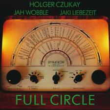 HOLGER CZUKAY WOBBLE,JAH/LIEBEZEIT,JAKI - FULL CIRCLE (REMASTERED)   CD NEW+