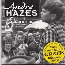 Andre Hazes-Zonder Jou cd single