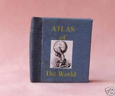 Dollshouse Miniature Book - Atlas