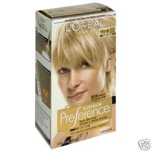 L'Oréal Préférence 9 1/2Nb Très Clair Naturel Blonde