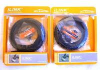 Alligator I Link BLACK GEAR & BRAKE Cable set for Shimano/Sram systems