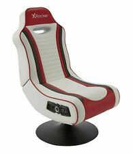 New X Rocker Esport Pro Stereo Audio Gaming Chair with Subwoofer-GO100.