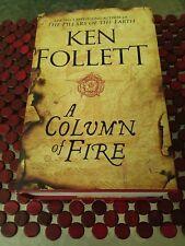 A Column of Fire (The Kingsbridge Novels) By Ken Follett