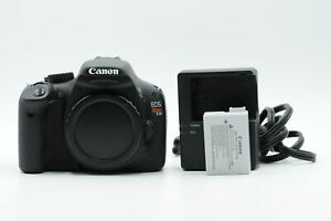 Canon EOS Rebel T2i 18MP Digital SLR Camera Body 550D #797