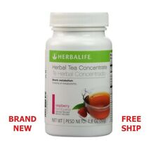 Herbalife 1.8oz Raspberry Flavor Herbal Tea Concentrate FREE SHIP