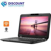 """Lenovo N22 11.6"""" HD Google Chromebook Intel 16GB SSD Wifi Webcam Bluetooth HDMI"""