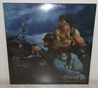 2 LP OCTOBER FILE - HOLY ARMOUR IN THE JAWS