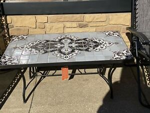Pier1 Mosaic Coffee Table