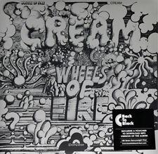 CREAM Wheels of Fire 2LP Vinyl NEW 2015 180gm Reissue