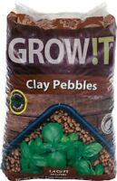 Grow!t GMC40l Clay Pebbles, 4mm-16mm,  40 Liters