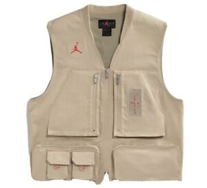 Travis Scott x Jordan Utility Vest