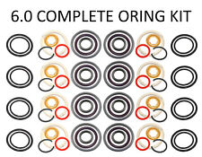 For 03-10 Ford 6.0 6.0L Powerstroke Diesel Complete Fuel Injector O-ring Kit