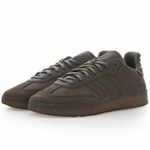 NIB Adidas Originals Samba RM Sneaker Dark Brown Sz M7/W8 M8/W9 Retail $150