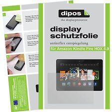 2x Amazon Kindle Fire HDX 8.9 Protector de Pantalla protectores mate