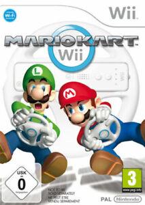Mario Kart Nintendo Wii Game | Complete with Manual | Tested Mariokart