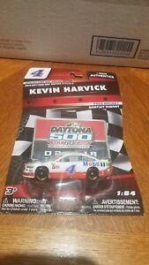 2018 Kevin Harvick #4 Daytona 500 Special Edition Wave Nascar Authentics 1/64